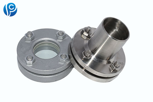 butt welding flange, stainless steel valves, high pressure flange sight glass